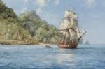 Подборка картин на морскую тематику